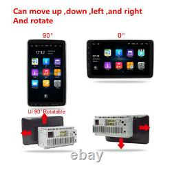 10.1 Car Radio 2 Din Android 9.1 GPS Stereo Navi MP5 Player WiFi FM 4-Core 32GB