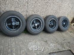 13 OEM FORD alloys 4x108 courier FIESTA ESCORT capri SIERRA turbo RS xr rally