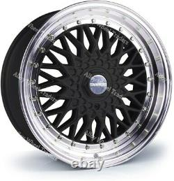 17 Bp RS Alloy Wheels Fits Ford B max Cortina Courier Ecosport Escort 4x108