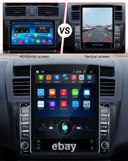2DIN 9.7in Android 9.1 Car Stereo MP5 Player GPS FM Radio WiFi 1+16GB +Free Cam