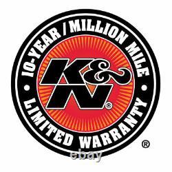 56-1652 K&N Custom Racing Assembly DDO 5.5X9 3.25 WBR DATR O/SETR KN Accessorie