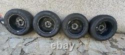 ATS 3 Spoke 13x7j 4x108 Ford Alloy Wheels Fiesta Capri Escort Cortina Mk1 Mk2