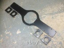 Alloy ENGLISH axle brace kit c/w clamps, Mk1 Mk2 Escort Cortina Anglia TR-156B