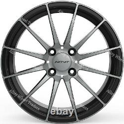 Alloy Wheels 17 Force 4 For Ford B max Cortina Courier Ecosport Escort 4x108 BM