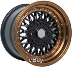 Alloy Wheels X 4 16 Bronze Rs For Ford B Max Escort Focus Puma Sierra Ka 4x108