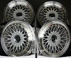 Alloy Wheels X 4 16 Gr Rs Fit Ford B Max Escort Focus Mondeo Puma Sierra 4x108