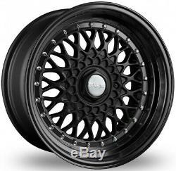 Alloy Wheels X 4 17mb Sr Rs For Ford B Max Escort Focus Puma Sierra Ka 4x108