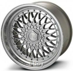 Alloy Wheels X 4 8 X 16 Ssr Rs Fit Ford Escort Focus Mondeo Puma Sierra 4x108
