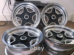 Classic Ford Wheels 6 x 14 Cortina MK 1/2 Capri 2/3 Escort Mustang 2/3 108 pcd