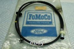 Cortina Escort Capri Genuine Ford Nos Complete Speedo Cable Assy