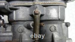 Cortina Escort Capri Genuine Ford Reconditioned Weber 32/36 Carburettor Assy -2