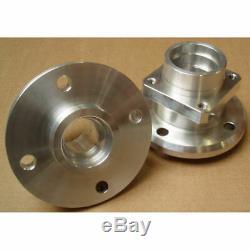 Cortina alloy hubs, pair, standard stud, standard bearing, kit car FS-41x2