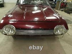 FORD CORSAIR 1966 tax Mot exempt 3.0 V6 classic resto project not escort cortina