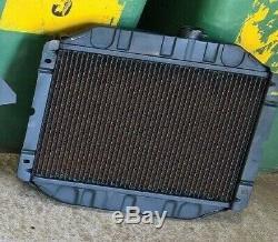 FORD ESCORT CORTINA CAPRI Mk 1 2 Mk1 Mk2 1.3 1.6 GT QUALITY RECON'D RADIAT j15