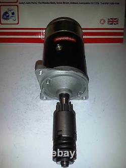 FORD ESCORT mk1 mk2 1.1 1.3 1.6 OHV 1968-1980 BRAND NEW INERTIA STARTER MOTOR