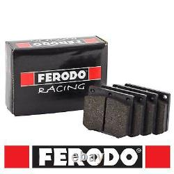Ferodo Front DS2500 Track Race Brake Pads For Ford Escort MK2 1.8 RS1800 75-80
