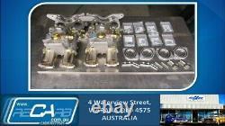Ford 2lt Escort Cortina Pinto GENUINE Twin 45 DCOE WEBER (New) Carburettor Kit