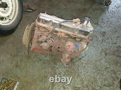 Ford Capri Escort Cortina 1300 crossflow x/flow Kent OHV engine