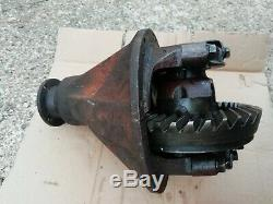 Ford Escort, Capri, Anglia, Cortina Rear English Axle 4.1 Diff, Brisca English