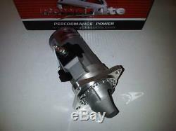 Ford Escort Capri Cortina 1.1 1.3 1.6 X/flow Powerlite Uk Uprated Starter Motor