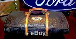 Ford Escort Cortina Mk1 Mk2 Tool Bag Vintage New Rare