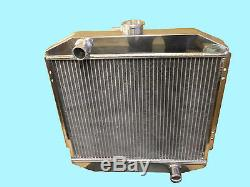 Ford Escort / Cortina Mk 1 / 2, Kitcar, Etc 70mm Aluminium Race Radiator Uk Made
