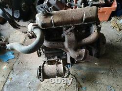 Ford Escort Cortina Xflow Crossflow Kent Engine 681F For Restoration