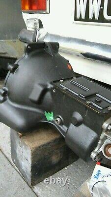 Ford Escort Mk1 Mk2 Gearbox Type 2 reconditioned Cortina Capri Xflow Crossflow