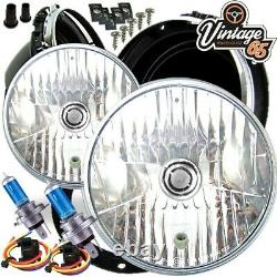 Ford Escort Mk2 7 Crystal Xenon Halogen Conversion Headlight Mounting Bowl Kit