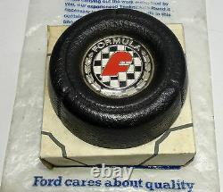 Ford Mk2 Cortina Gt 1600e Lotus Mk1 Escort Capri Nos Formula Steering Wheel Boss