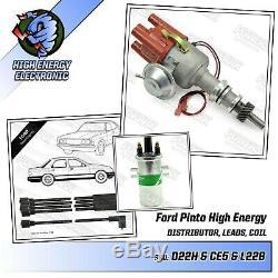 Ford Pinto high energy Distributor and Coil Pinto Engine OHC RS2000 Capri escort