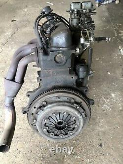Ford crossflow 1600 711 kent engine anglia cortina escort xflow