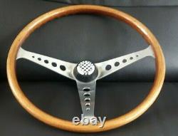 Formula Steering Wheel Ford Escort Mk1 Cortina Lotus Elan Spitfire Imp