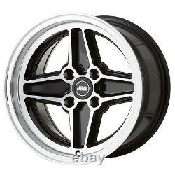 JBW 8 X 15 RS4 alloys wheels for Ford set of 4 Capri Escort Sierra Cortina