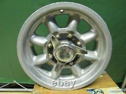 Magnesium Minilite Knock-on Wheels Ford Triumph Imp Lotus Escort Cortina Tr7 Mk1