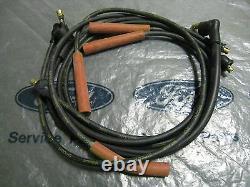 Mk1 Mk2 Escort Cortina Gt 1600e Capri Genuine Ford Nos Spark Plug Wire Set
