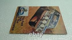 Mk1 Mk2 Escort Twin Cam Rs2000 Cortina Gt Lotus Genuine Ford Rallye Sport Book