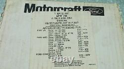 Mk1 Mk2 Mk3 Cortina Escort Capri Mexico Genuine Ford Nos Water Pump Assy 2