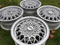 Rare Repainted Classic Ford 14 Alloy Wheels Escort Mk1 Mk2 Capri Cortina Fiesta