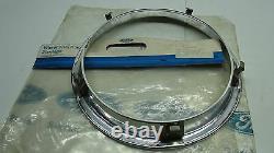 Tc Td Mk3 Cortina Mk2 Escort Ghia Genuine Ford Nos Wheel Trim Ring