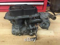 Weber 32/36 DGAV Carburettor Ford Escort Capri Cortina Granada