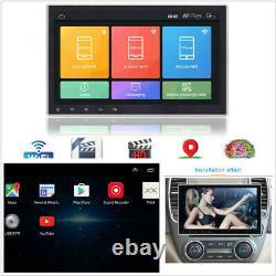 10,1 Écran Tactile Android 9.1 2din Réglable Gps Wifi 3g 4g Bt Quad-core 1 + 16g