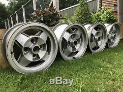 13 4 Branches Bwa Alliages 4x108 Et20 Ford Fiesta Sierra Escorte 4stud Xr3i Capri Xr2