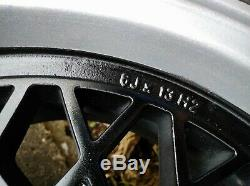 13 Et13 Alliages Mesh 4x108 Ford Fiesta Sierra Escorte 4stud Xr3i Capri Xr2i Rs