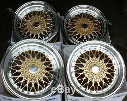 16 Or Rs Jantes En Alliage Fit Ford B Max Cortina Courier Ecosport Escort 4x108