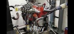1700 Moteur Tangentiels Ford Escort Mk1 Mk2 / Ford Cortina Mk1 Mk2 126 Bhp