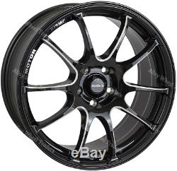 17 Friction Fit Roues En Alliage Ford Cortina B Max Courier Ecosport Escort 4x108