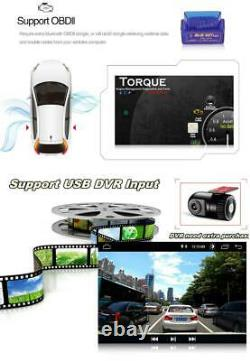 1din Rotation Android9.1 Voiture Mp5 Lecteur Tableau De Bord Stereo Radio Gps Wifi 10.1in