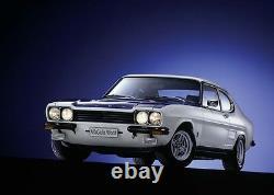 4 Cerchi Ford Lotus Talbot Rs 7x13 Et+5 4x108 Escorte Capri Taunus Cortina Tuv