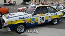 4 Ford Escort Taunus Cortina Capri Felgen 8x13 Silber/poliert Tüv Teilegutachten